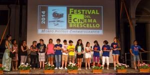 Assessore Isabella Mazza con i ragazzi della Scuola