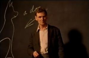 2 Karl Johnson interpreta Wittgenstein una scena del film di Jarman