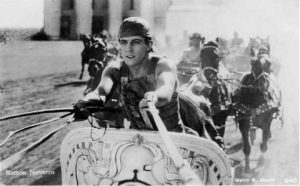 3 Ramon Novarro in Ben Hur