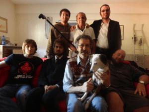 59 Il cast del film Reikajeski