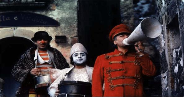 I magi randagi, 1996