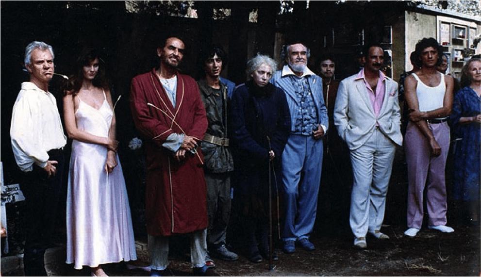 Mortacci, 1989