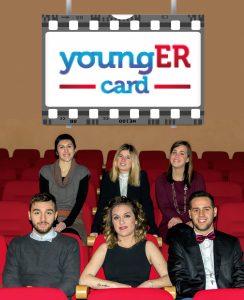 gruppo ragazzi progetto YoungERcard