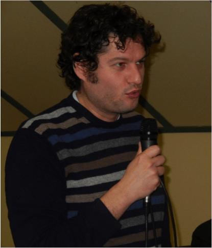 Federico Massa Presidente CC Gooliver (foto G. Sabbatini)