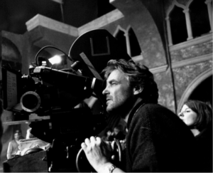 Il regista Andrzej Zulawski