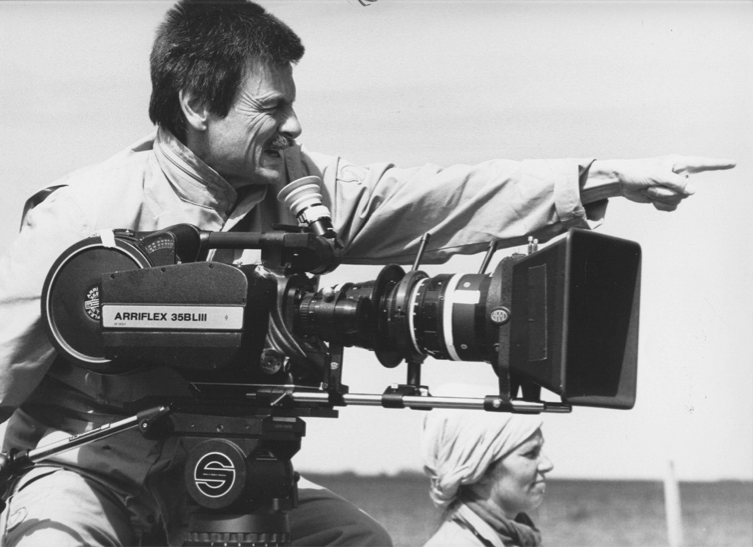 Il regista Andrej Tarkovskij