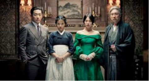 The Handmaiden di Park Chan-wook