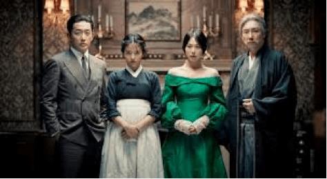 The Handmaiden di Park Chan-wook