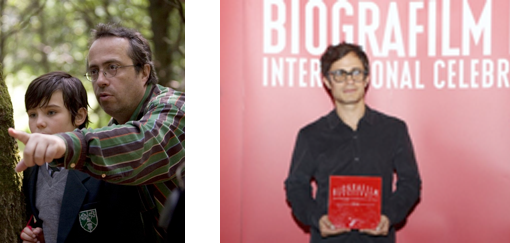 "Premiati col ""Celebration of lives Award"": il regista Jaco Van Darmel e l'attore Gael Garcia Bernal"
