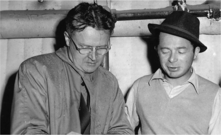Charles Brackett e Billy Wilder