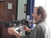 Il regista Giuseppe Baresi