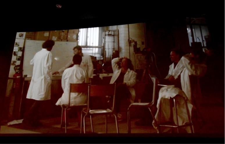 Laboratorio a Nantes